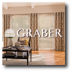 Advantage Window Coverings Woodbury MN carries affordable Blinds, Shutters, Window Coverings and Window Treatments by Graber Window Covering Products