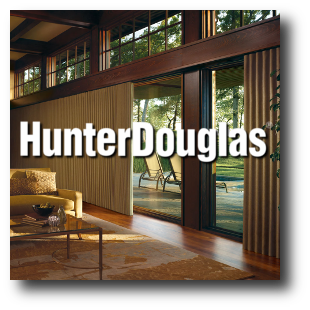 Advantage Window Coverings Woodbury MN carries affordable Blinds, Shutters, Window Coverings and Window Treatments by Hunter Douglas Window Covering Products